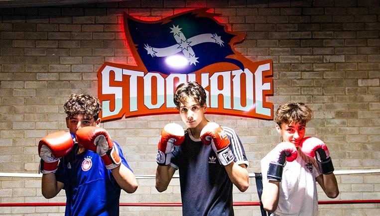 Stockade Kids Boxing