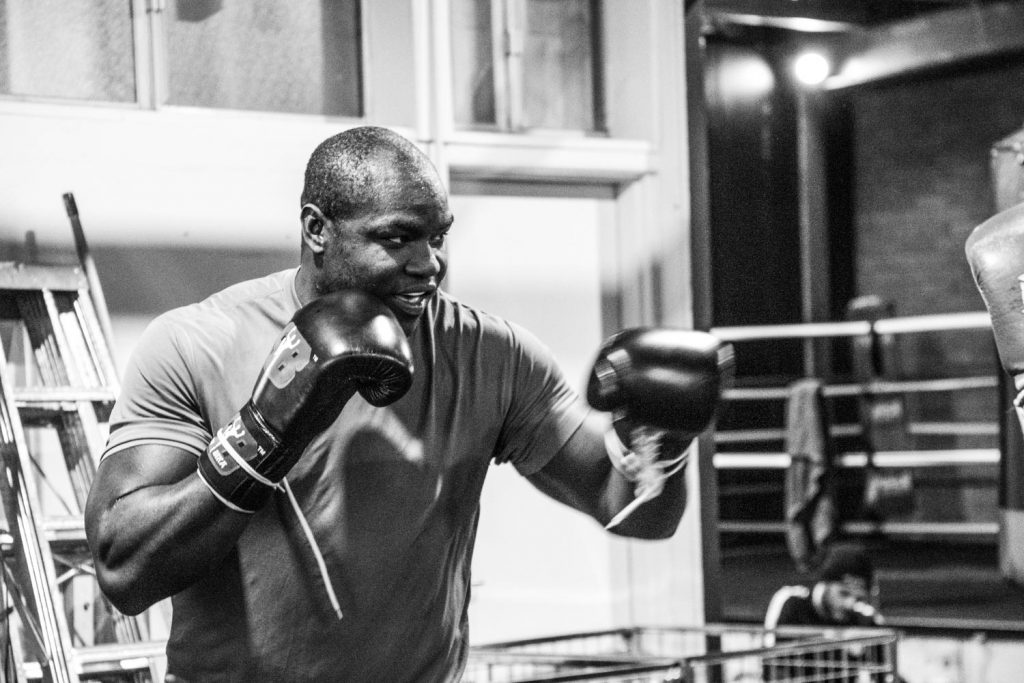 Advance Boxing Men