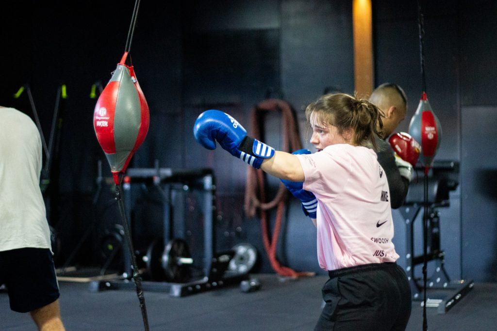 Advance Boxing Women Punching Bag