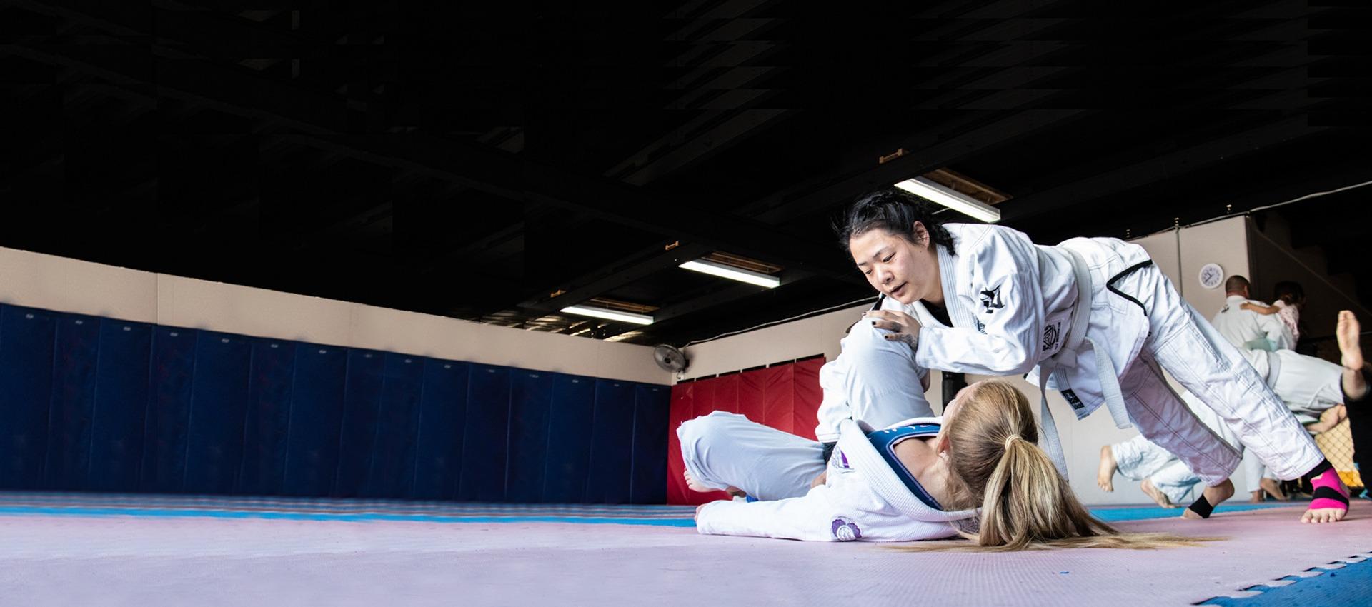 Karate Stockade Banner