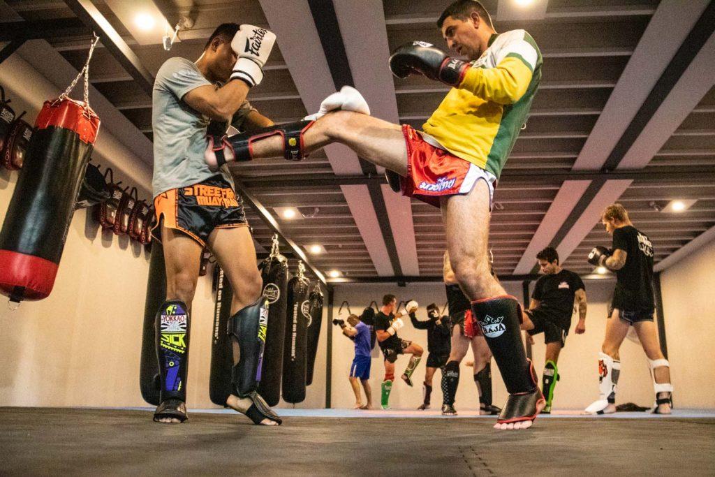 Muay Thai And Kickboxing
